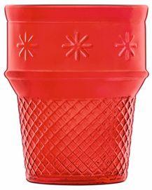 Luigi Bormioli Pictura Red Gelato Cup - 250ml