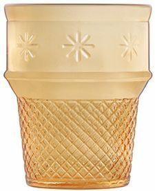Luigi Bormioli Pictura Amber Gelato Cup - 250ml