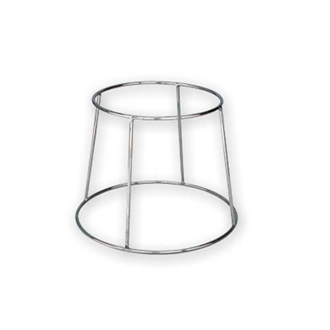 Platter Stand Chrome Plated 190 x 250 x 190mm