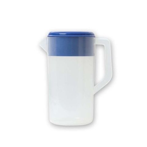 2.5lt Water Jug with Blue Lid