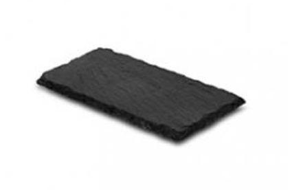 Art de Gourmet Rectangular Slate Platter 200x100mm ATHENA