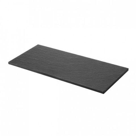 Art de Gourmet Rectangular Slate Platter 400x120mm ATHENA