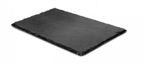Art de Gourmet Rectangular Slate Platter 400x250mm ATHENA