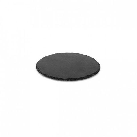 Art de Gourmet Round Slate Platter 250mm ATHENA