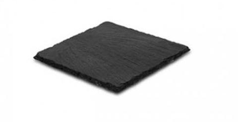 Art de Gourmet Rectangular Slate Platter 200x200mm ATHENA