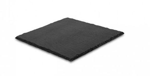 Art de Gourmet Rectangular Slate Platter 300x300mm ATHENA