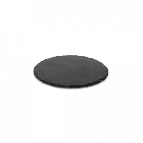 Art de Gourmet Round Slate Platter 300mm ATHENA