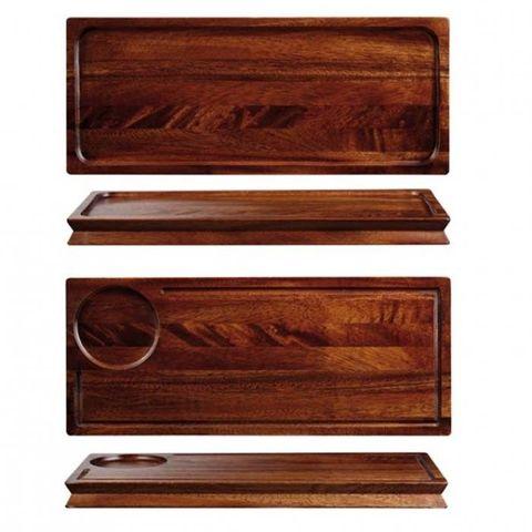 ADC Deli Wooden Board 400x165mm ART de CUISINE