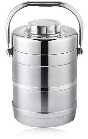 Stainless Steel Pot (to keep rice warm)