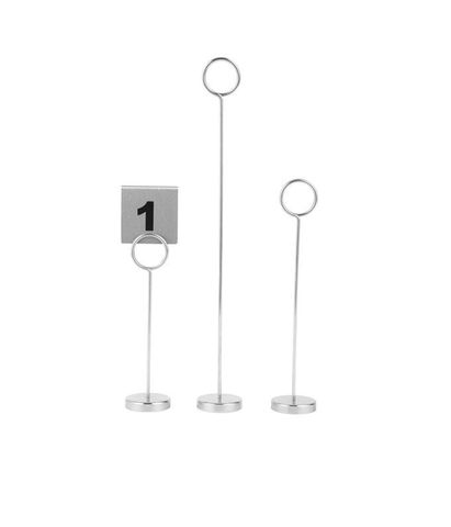 Table Number Stand 63mm
