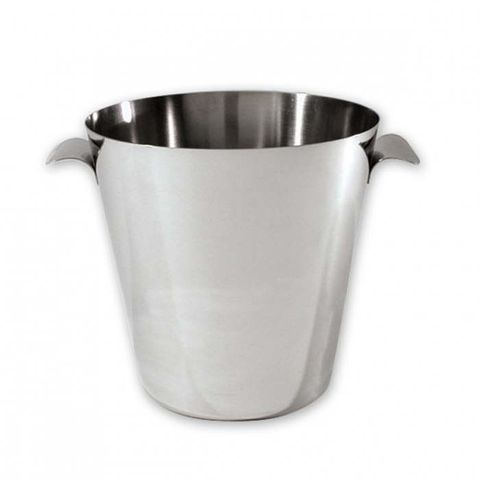 Wine Bucket 18/8 165x180mm Mirror Polished