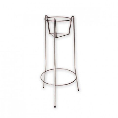 Wine Bucket Stand - Chrome