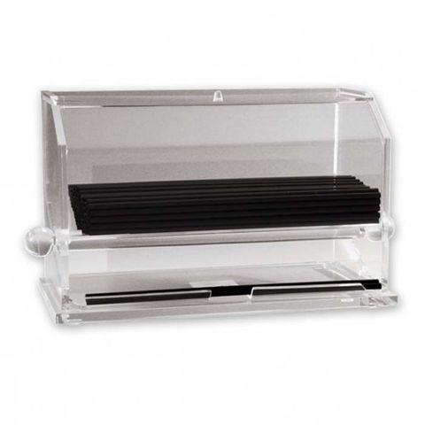 Acrylic Straw Dispenser - Regular