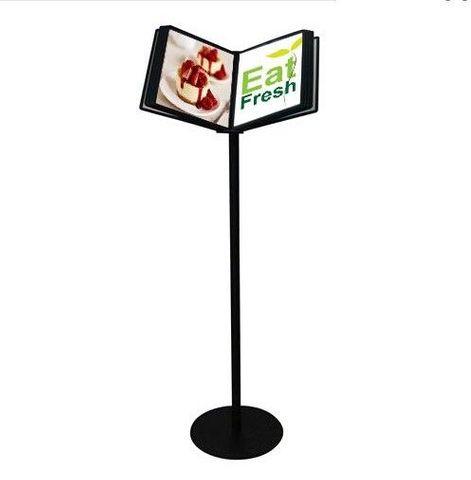 10 Pocket Binder Display Stand 1320mm (216x280mm)