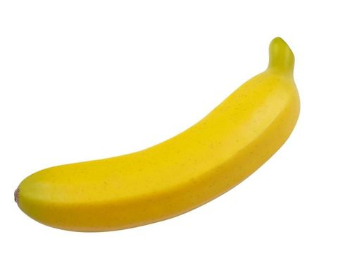 Artificial Fruit Banana 24cm
