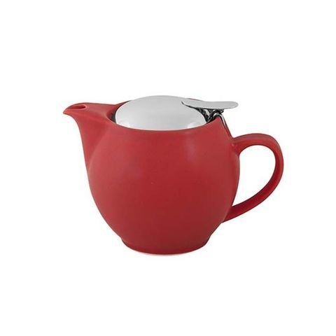 "TEAPOT-350ml, ROSSO ""BEVANDE"""