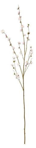 Peach Blossom Branch Light Pink 10x15x130cm