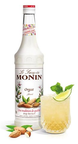 Monin Almond Syrup 700ml