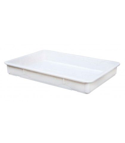 Stackable Pizza Dough Box 655x455x86mm