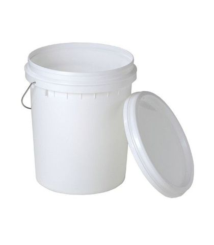 20L Elite Plastic Pail (food grade)