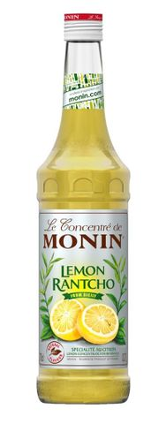 Monin Rantcho Lemon Syrup 700ml