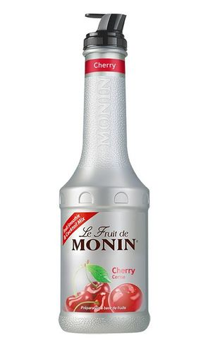 Monin Fruit Cherry Puree 1L