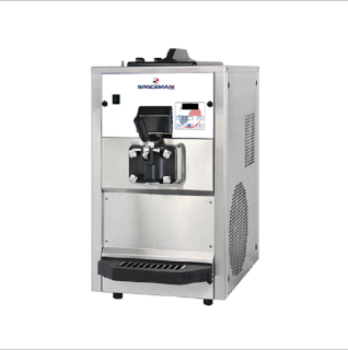 SPACEMAN Pressurized, Single Flavor, Mid Capacity Counter Top Soft Serve Machine