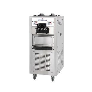SPACEMAN Pressurized, Mid Capacity, Twin Twist Floor Standing Soft Serve Machine