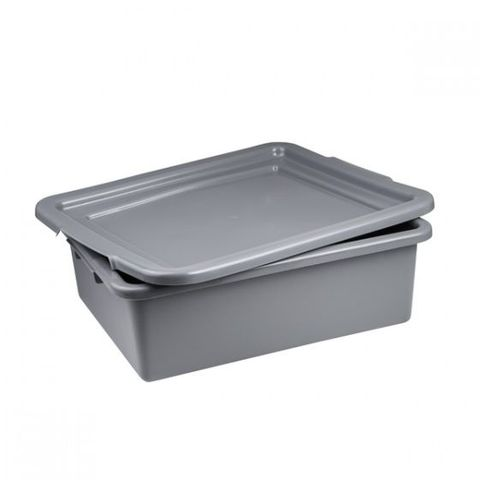 Tote Box-560x400x150mm Grey CATER-RAX