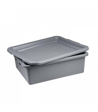 Tote Box-560x400x180mm Grey CATER-RAX