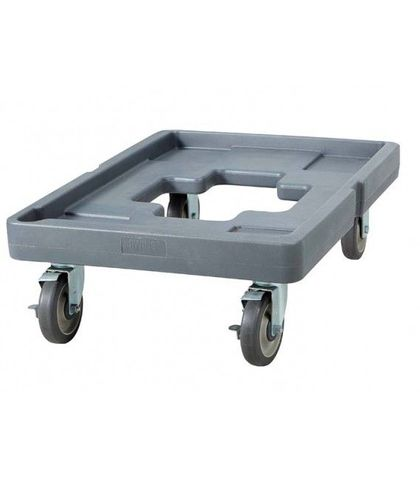 Food Carrier Dolly Grey 710x530x230mm