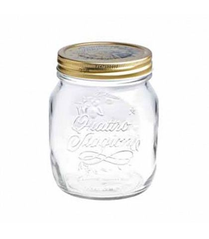 Quatro Stagioni Jar 70ml with Lid Bormioli Rocco
