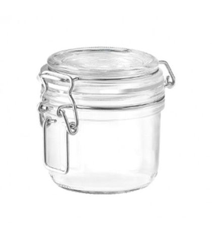 Fido Jar with Clear Lid - 0.20lt Bormioli Rocco