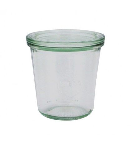 Weck Glass Jars W/Lid 290ml 80x87mm (900)