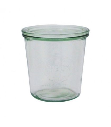 Weck Glass Jars W/Lid 580ml 100x107mm (742)