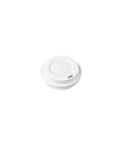 Detpak Hot Cup Lid Combo 8/12/16oz White