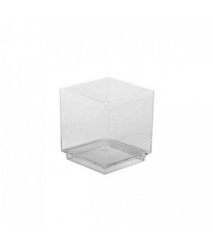 MINI CUBE-CLEAR, 65ml 50pcs / PACK