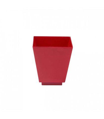 MINI TAPERED DISH-RED, 58ml 100pcs / PACK