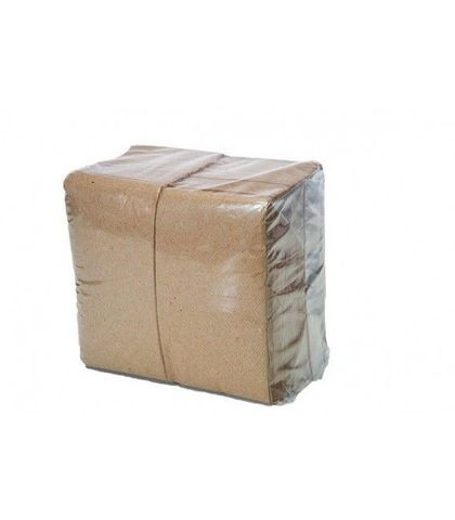 Culinaire Recycled Brown Kraft Lunch M Fold 1ply