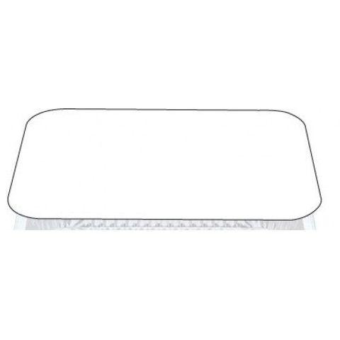 Foil lid for Large Oblong Multi Serve Tray 3300ml