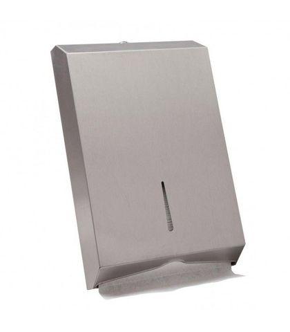 Interleaved Towel Dispenser (Stainless Steel)