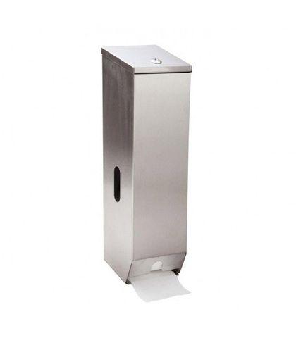 Toilet Roll Dispenser 3 Roll (Stainless Steel)