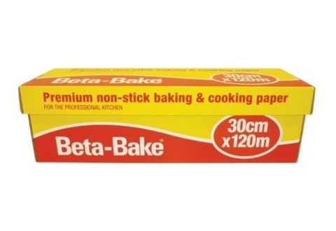 Beta Bake Baking Paper 30cm x 120 metres