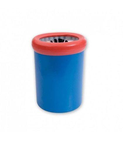 Single Glass Brush Blue Case