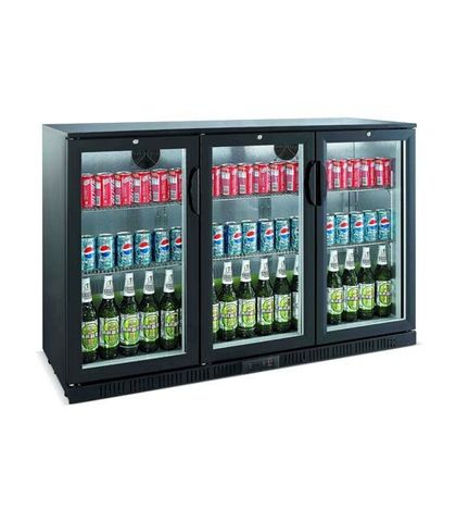 BROMIC Back Bar Display Chiller 307L (Hinged Door)