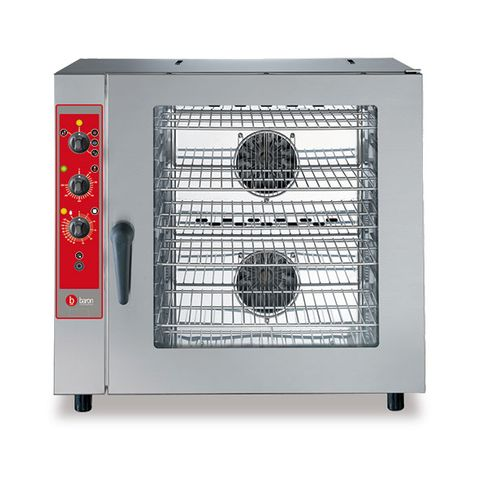 BARON 7x1/1GN Electric Combi Oven with Manual Controls