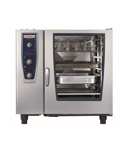 Rational CombiMaster Plus Oven 40.2kW - 10 X 2/1 GN Trays