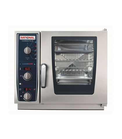 Rational CombiMaster Plus-6x2-3 GN Tray Electric 3NAC 415V 6.2KW