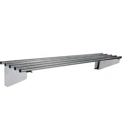 Stainless Steel Pipe Wall Shelf L:1500 W:350 H:300
