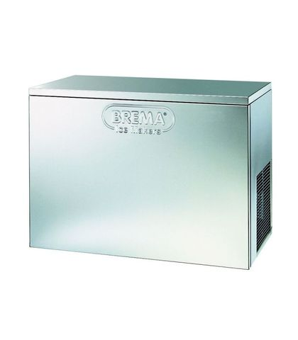 BREMA Modular Cuber Head. No Bin. Up To 150Kg Production. Cone Shape Ice Cube Of 13Gra